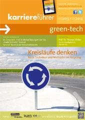 karriereführer green-tech