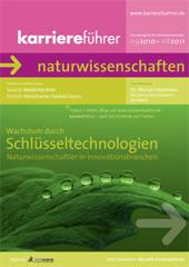 karrieref�hrer naturwissenschaften 2010.2011