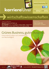 karrierefhrer wirtschaftswissenschaften 1.2013