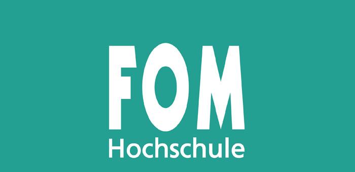 Logo: FOM Hochschule für Oekonomie & Management gemeinnützige Gesellschaft mbH