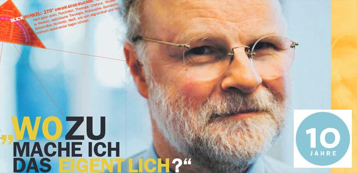 Dr. Manfred Lütz, Foto: Andrea Dingeldein