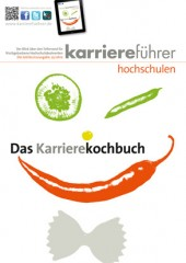 Cover karriereführer hochschulen 2.2011 - Jubiläumsausgabe