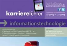 Cover karriereführer informationstechnologie 2013.2014