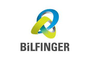 Logo Bilfinger SE