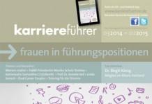 Cover karriereführer frauen in führungspositionen 2014.2015