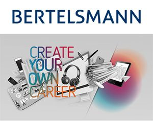 Bertelsmann Create Your Own Career