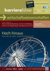 Cover karriereführer wirtschaftswissenschaften 1.2011
