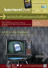 Cover karriereführer wirtschaftswissenschaften 2.2012
