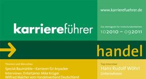 Cover karriereführer handel 2010.2011