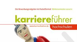 Cover karriereführer hochschulen 2.2010