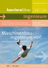Cover karriereführer ingenieure Ausgabe 2.2010