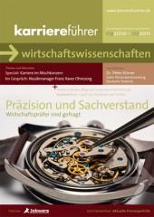 Cover karriereführer wirtschaftswissenschaften 2.2010