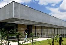 Neues Hörsaalgebäude der Informatik an der Universität des Saarlands, Foto: Iris Maurer