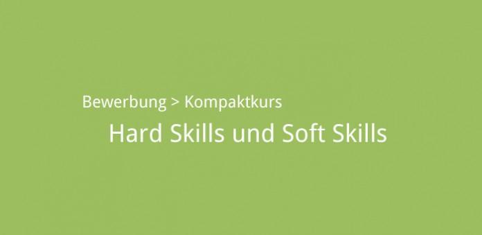 Hard Skills und Soft Skills. Bild: karriereführer