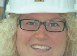 Nadine Jansen, Foto: Johann Bunte Bauunternehmung