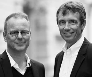 Eberhard Hauser und Martin Hagen, Foto: Andreas Brücklmair/Deluxe Images