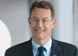 Interview mit Michael Heinz, BASF-Vorstand. Michael Heinz, Foto: BASF SE