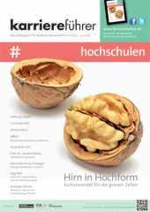 Cover karriereführer hochschulen 2.2015