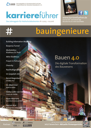 Cover bauingenieure 2015.2016