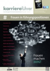 Cover Frauen in Führungspositionen 2016.2017