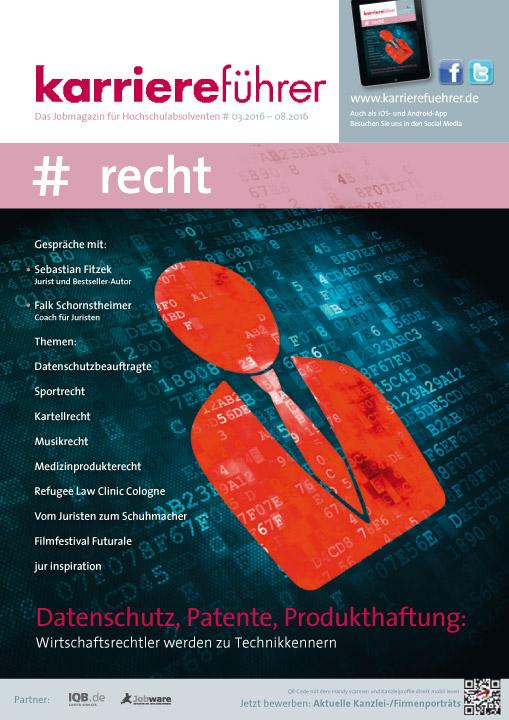 Cover Recht 1.2016