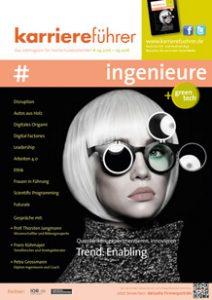 Cover karriereführer ingenieure 1.2016