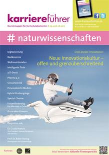 Cover Naturwissenschaften 2016.17