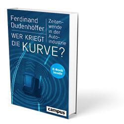 Cover Ferdinand Dudenhoefer Kurve