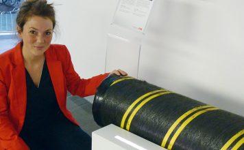 Julia Blass, Foto: ABB AG