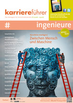 Cover karriereführer ingenieure 2.2016