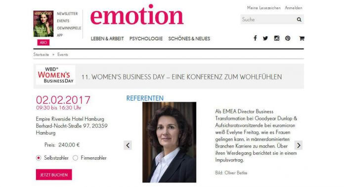 Women´s Business Day