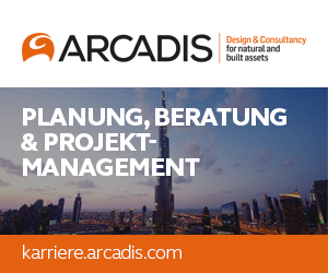 Karriere bei Arcadis Germany GmbH