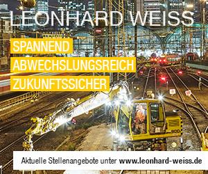 Karriere bei Leonhard Weiss