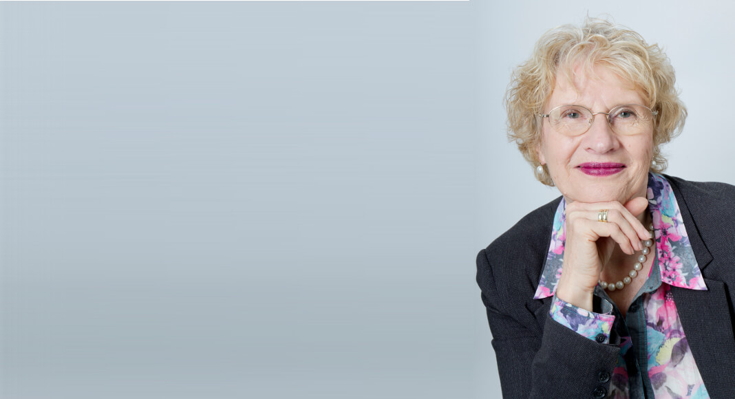 Dr. Gudrun Fey, Foto: Karin Schmidtke