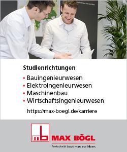 Karriere bei Max Bögl