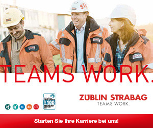 Karriere bei Strabag / Züblin