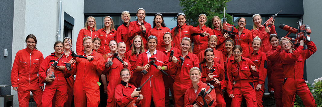 WomensDay Deutschland, Foto: Hilti