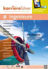 Cover karriereführer ingenieure 1.2017