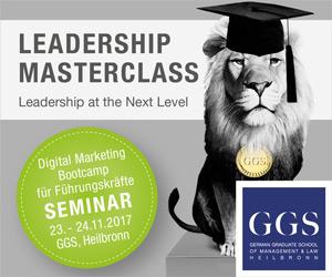 GGS Leadership Masterclass