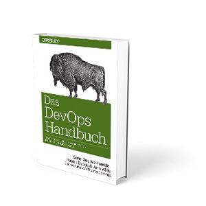 Cover DevOps-Handbuch