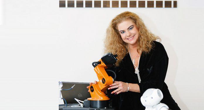 Prof. Dr. Sabina Jeschke, Foto: Peter Winandy