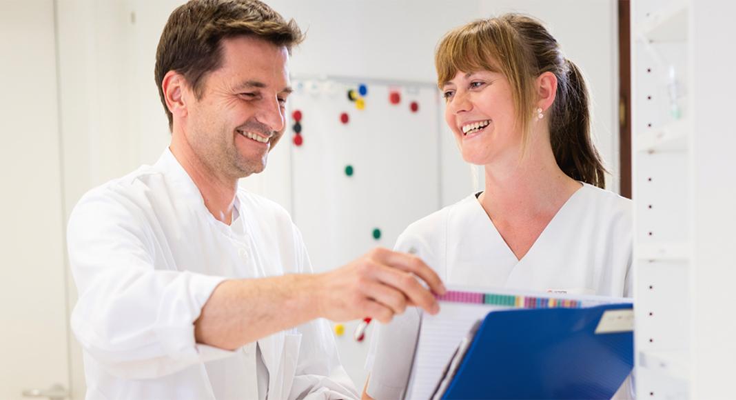 Assistenzarztausbildung in der Schön Klinik