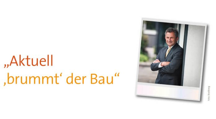 Dipl. Ing. Peter Hübner, Foto: Stockberg