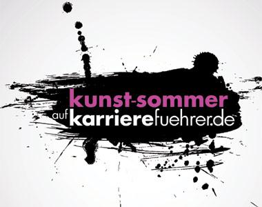 Kunst-Sommer bei karriereführer