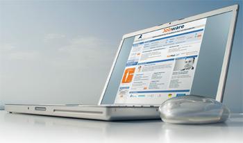 Online bewerben - die Online-Bewerbung