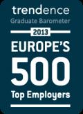 Trendence Europes 500