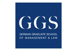 Logo German Graduate School of Management and Law gGmbH