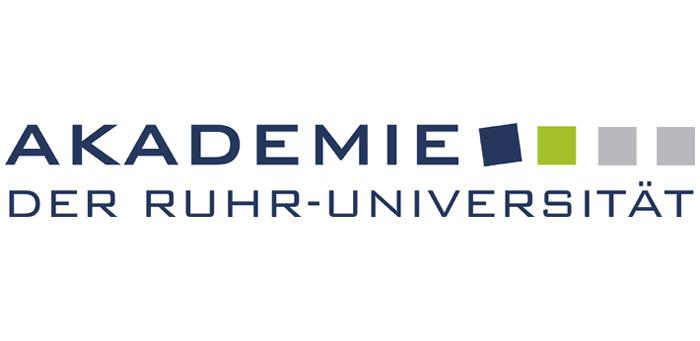 Logo: Akademie der Ruhr-Universität gGmbH