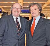Claus und Gunnar Heinemann, Foto: Gebr. Heinemann