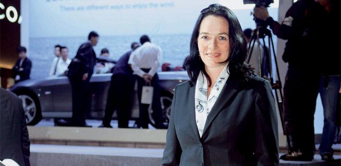 Gaby-Luise Wüst, Foto: BMW